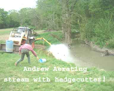 Hedge Cutter Aeration!