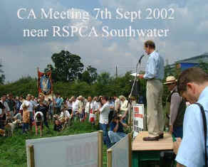 Countryside Alliance 7th August 2002